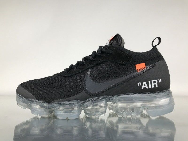 2655033c16c28 2018 Freeshipping OFF-WHITE x Nike Air VaporMax AA3831-002 US Men size 10
