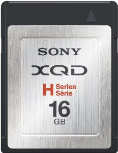Sony 16gb Xqd Memory Card H Series Qdh16 T By Sony 59 99 With
