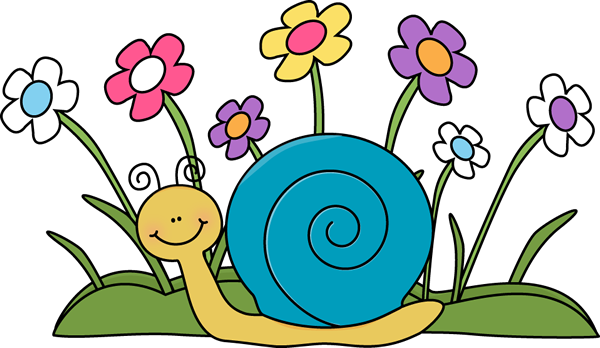cute car clip art snail and flowers clip art image cute snail rh pinterest com cute flower clipart free cute pink flower clipart