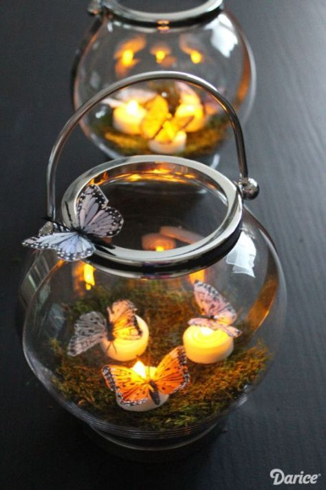 15 Butterfly Themed Decorations For That Magical Touch ...