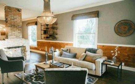 39 Ideas Kitchen Window Valance Wood Fixer Upperfixer