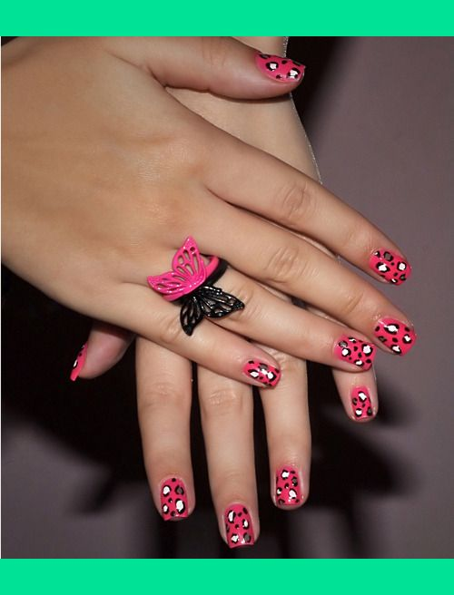 Animal Print With a Twist | Loredana E.'s (loredana) Photo | Beautylish