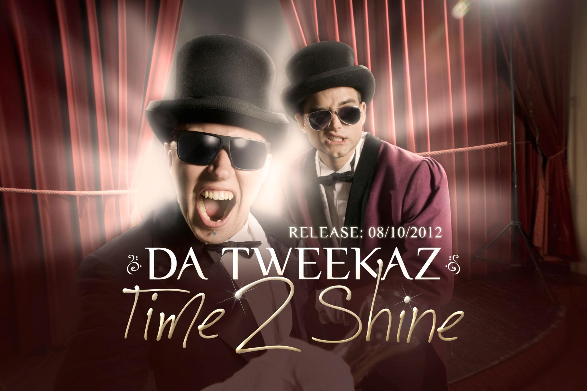 Da Tweekaz - Time 2 Shine (Album)