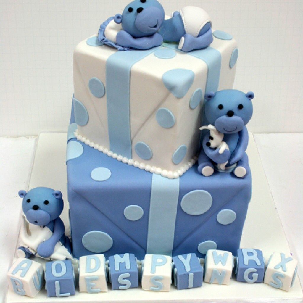 Baby shower cakes nj teddy bear gift box custom cakes 2 baby best baby shower cakes new jersey nj westchester ny celebrity cakes designer named top cake pro in the country by martha stewart negle Choice Image