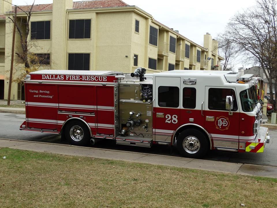 Dallas FireRescue Fire engine party, Fire trucks, Fire