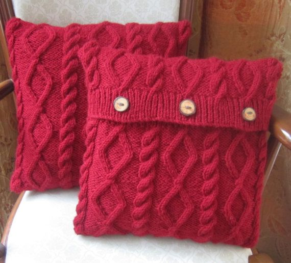 Pdf Knitting Pattern Diamonds And Cable 16 X16 By Ladyshipdesigns