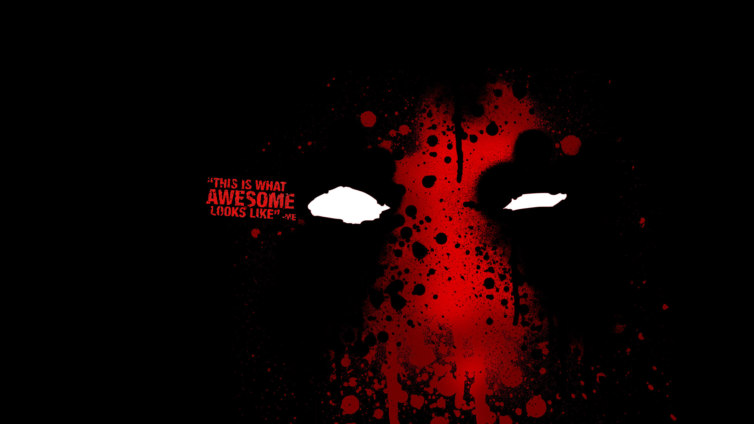 Deadpool Channel Art for YouTube by GhostGAMER37 on