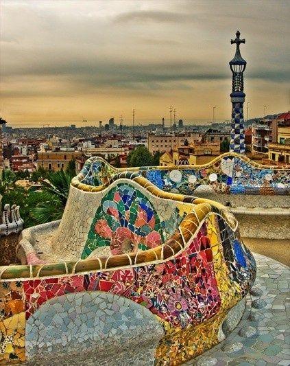 Barcelona, Ruta de Gaudí