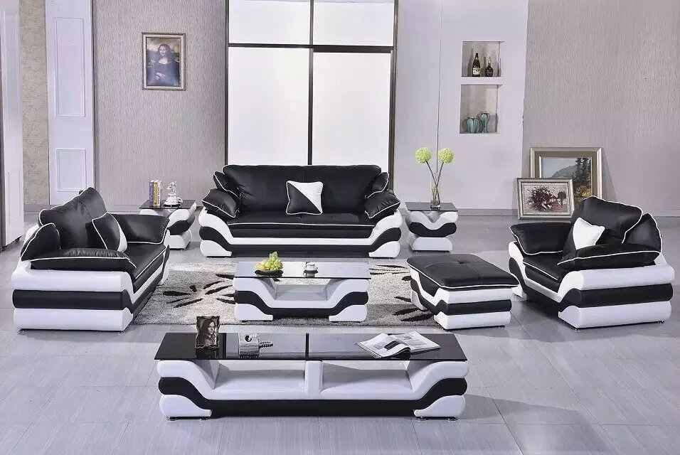Modern Leather Sofa For Living Room Sofa With Genuine Leather Sofa Design Modern Design Leather Sofa Modern Leather Sofadesign Leather Sofa Aliexpress In 2021 Sofa Design Modern Leather Sofa Luxury Leather Sofas