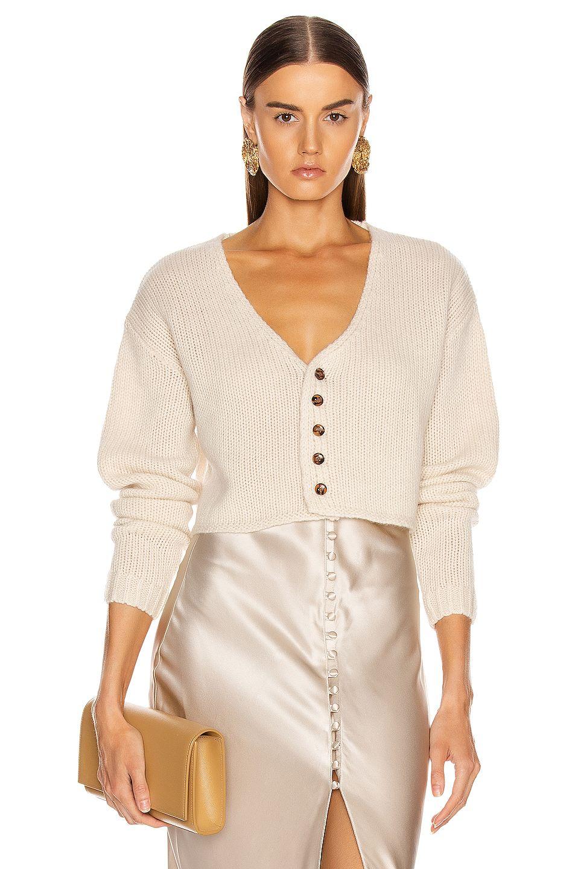 Brown Backless Design Deep V Neck Long Sleeves Dress, 2020