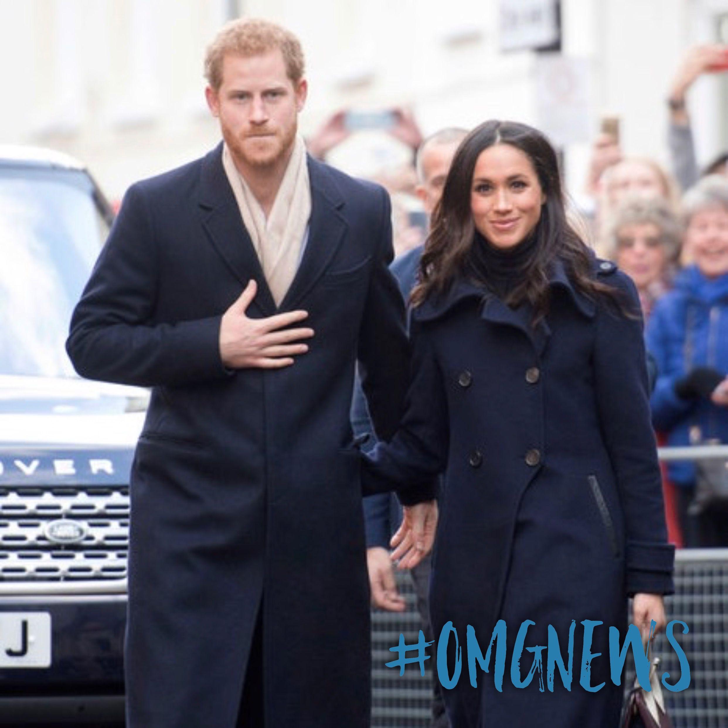 58d7c0629983 О помолвке принца Гарри и Меган Маркл стало известно буквально несколько дней  назад. Будущие супруги
