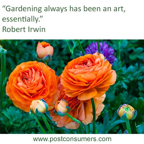 #QuoteoftheDay: The Art of #gardening