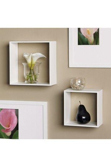 9x9 Room Design: Display Cubes - Set Of 2