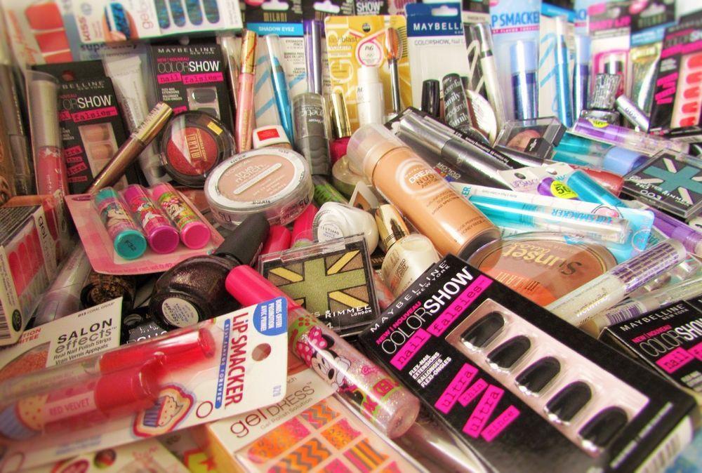 Wholesale Makeup Cosmetics Beauty Lot 100 Pieces Lip