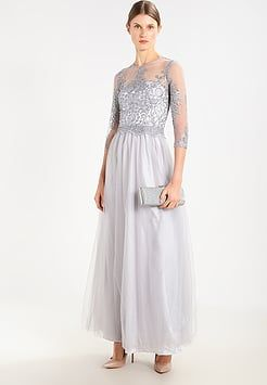 Robes Gris, blanc, rose, argent   Achat en ligne sur Zalando   habit ... ebcfa9cb744