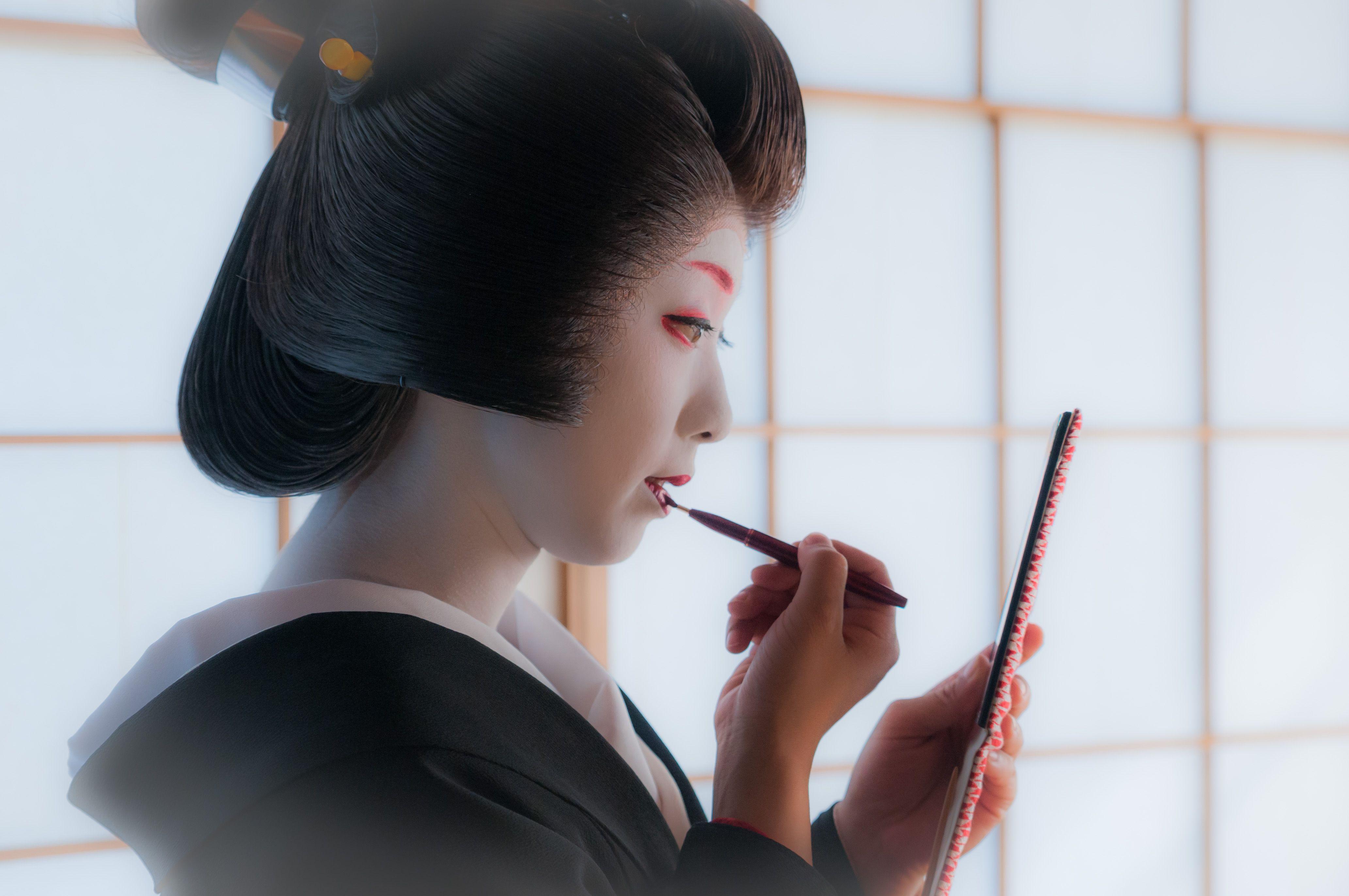 Geiko Kimika-san