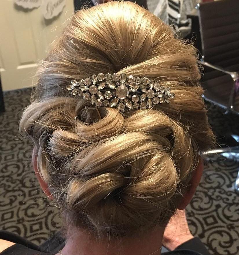 50 Style Wedding Hair: 50 Ravishing Mother Of The Bride Hairstyles
