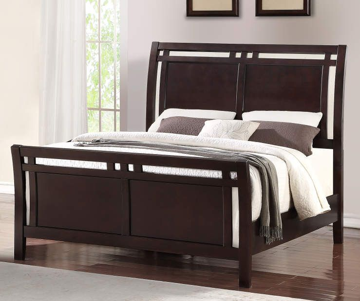 Stratford Hamilton 2 Piece Queen Bed Frame Set Big Lots Bed
