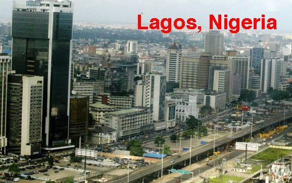 лагос нигерия фото