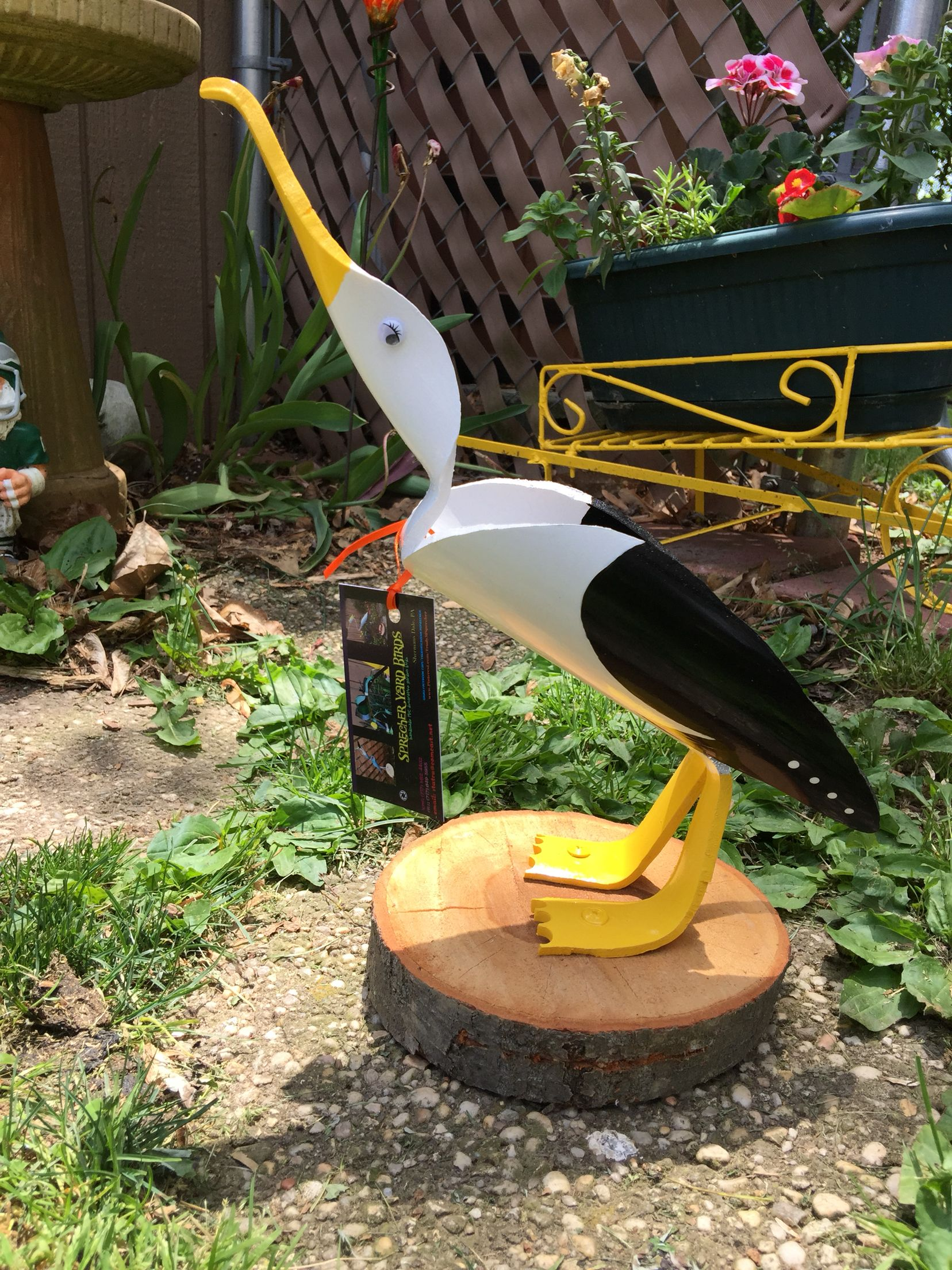 Indoor Hungry Sea Metal Craftsgarden Ornamentscraft Ideaspvc Hungry Sea Gull Peckers Pinterest Pvc Pvc Garden Pipe Project Report Diy Pvc Pipe Garden Projects