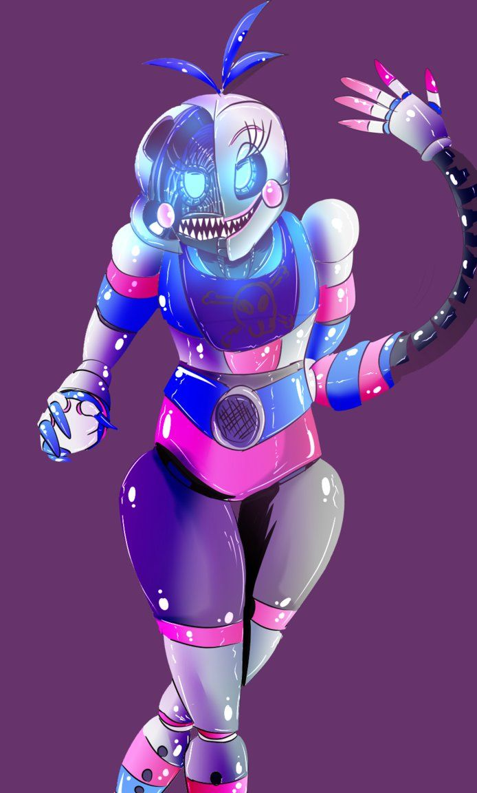9a44355eef141b Funtime Chica  2 by FutureCrossed on DeviantArt