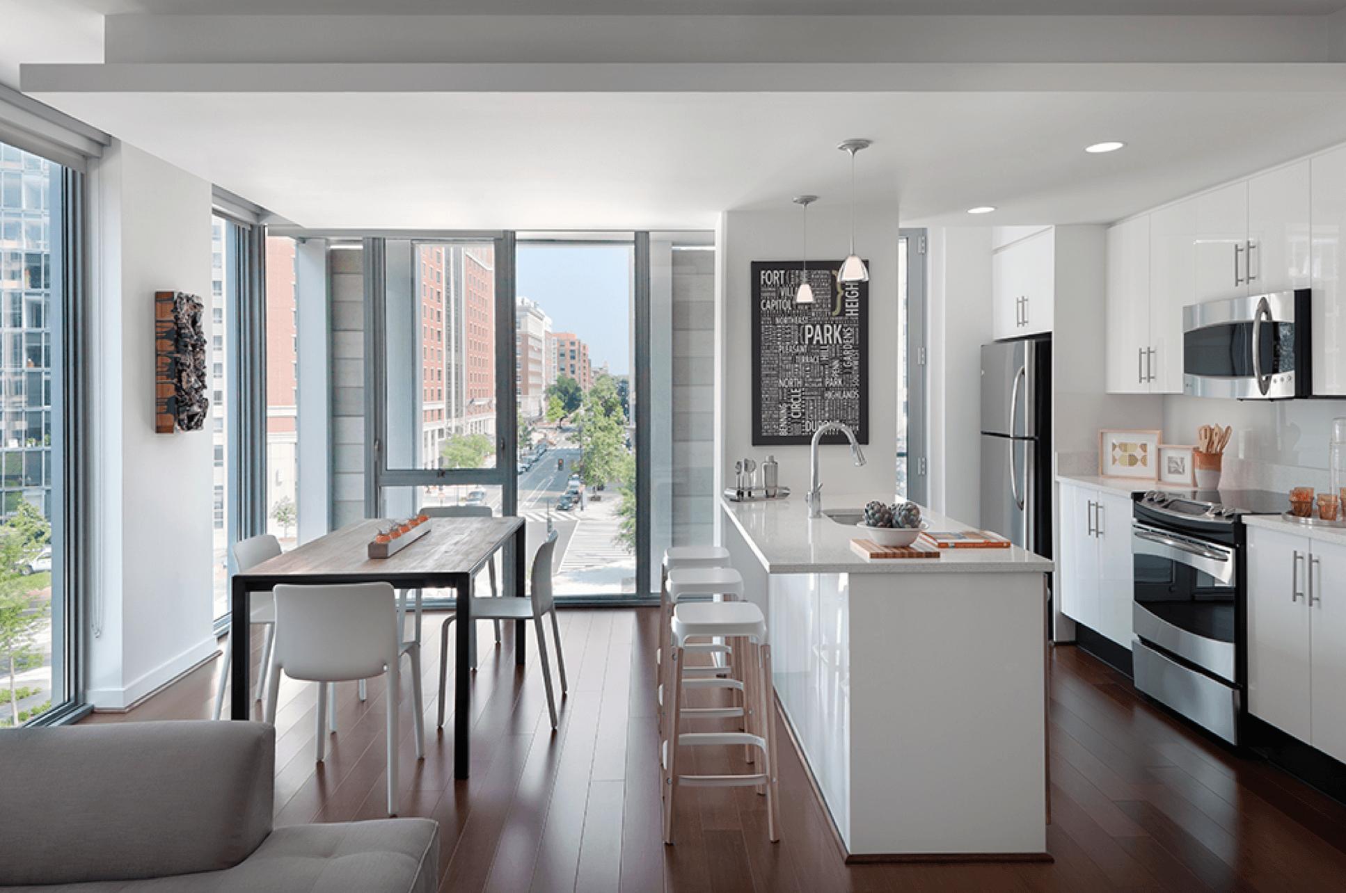 Washington Apartments Best Dcbest Washington D C Apartments Luxury Apartments Apartment Interior Design