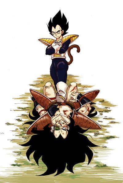 Dbz Vegeta And Raditz Dragon Ball Super Art Dragon Ball Art Dragon Ball Super