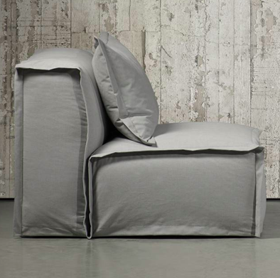 Lounge chair, werkkamer