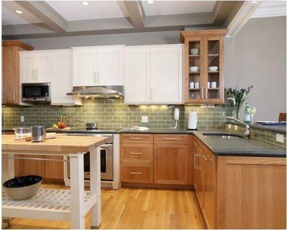 Weiße Holz Küche Schränke #Badezimmer #Büromöbel #Couchtisch #Deko - deko ideen küche