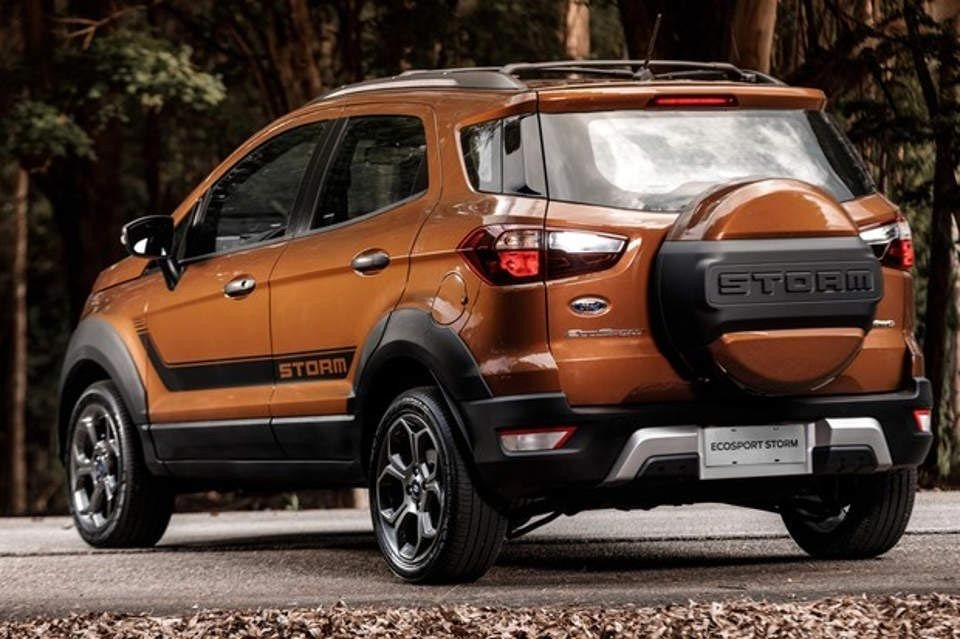 Ford Ecosport Storm 4wd Photo Gallery Ford Ecosport Pinterest