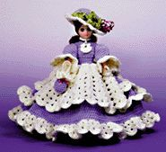 Do Fun! Projects - Classic Crochet Doll #indianbeddoll