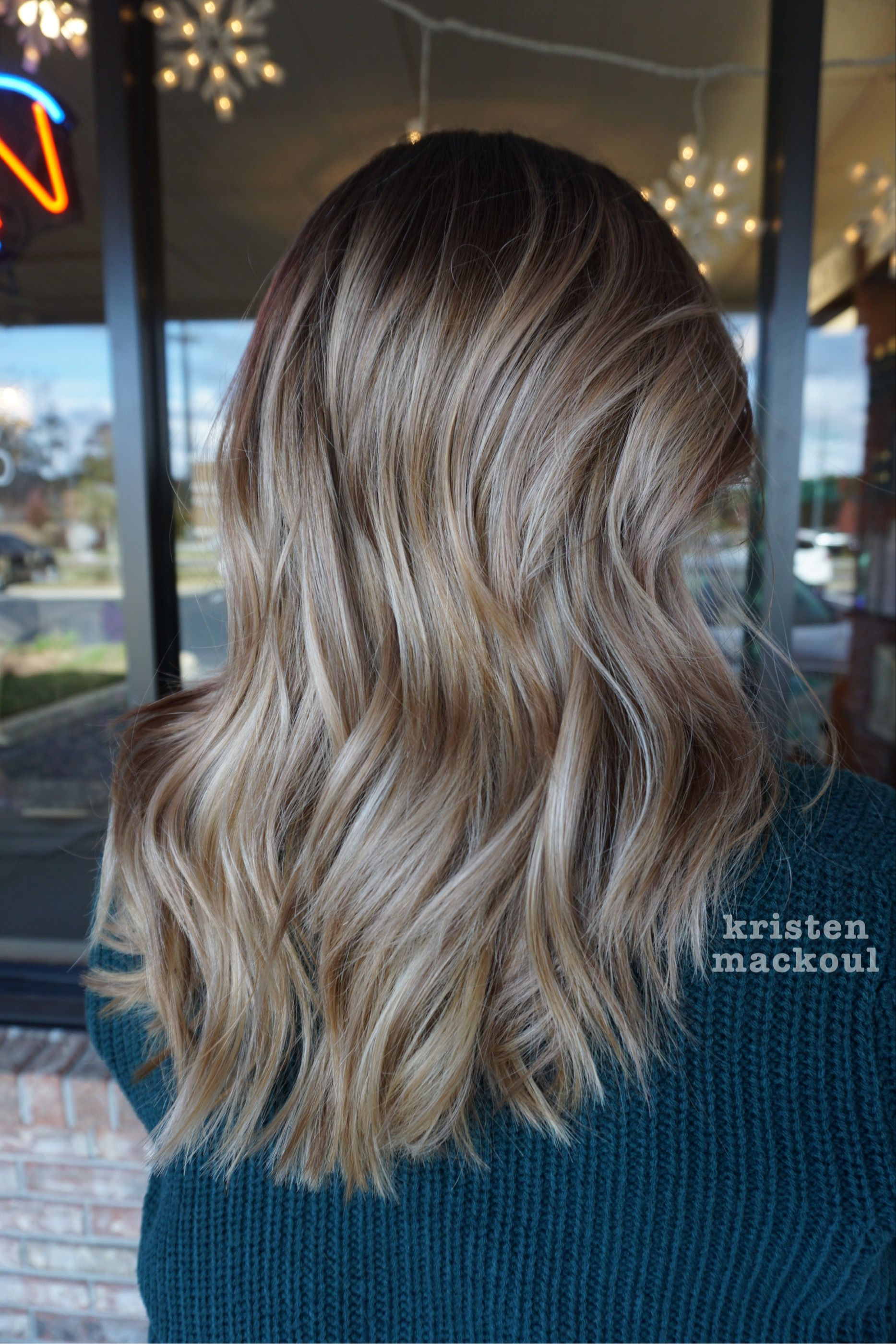 Bronde Hair Kristenmackoul Hair Cuts Color And Style