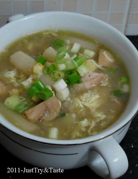 Resep Sup Ayam Jagung Manis Asparagus Dan Jamur Kancing Resep Sup Sup Ayam Jamur Kancing