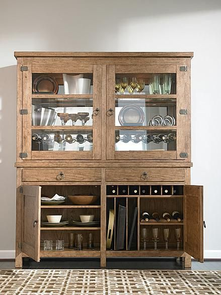 Dining Room Storage Hutch