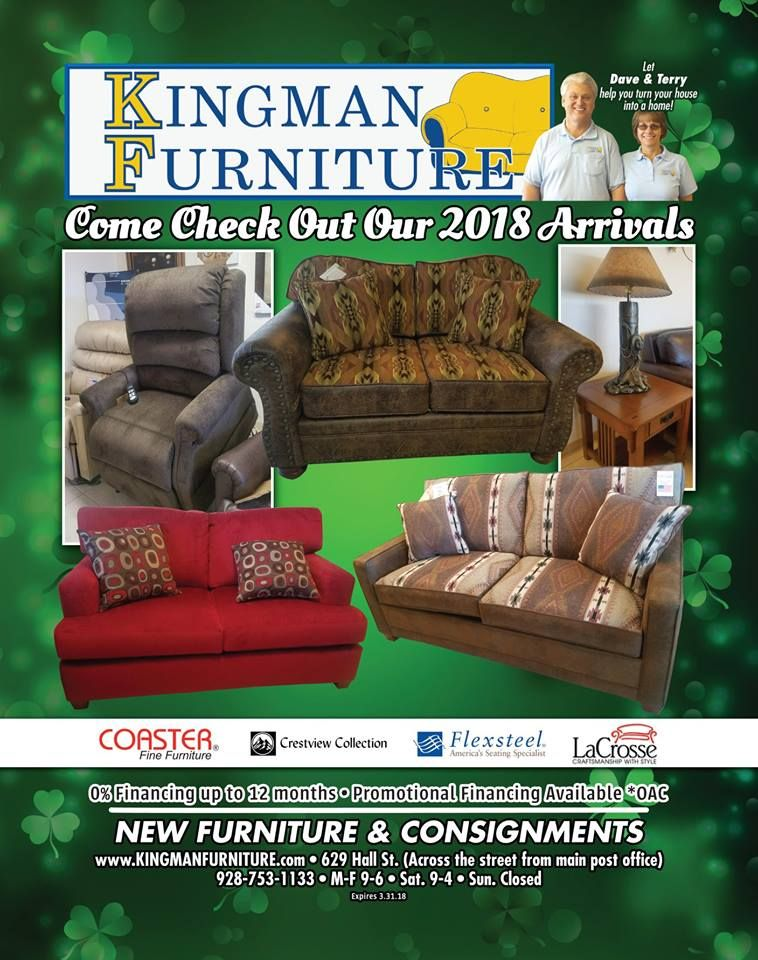 Attirant Beat The Heat And Lounge Inside On A New Couch Or Recliner From Kingman  Furniture LLC