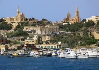 Beautiful Gozo, Malta