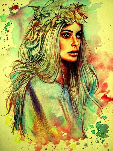 Olga Noes... | Kai Fine Art
