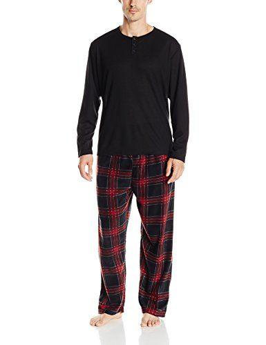 Essentials Knit Pajama Pant Hombre