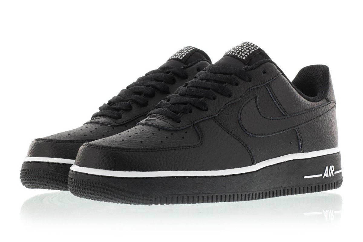 hot sale online 93654 e1fa3 ... coupon for the latest nike air force 1 low comes in a black and white  offering