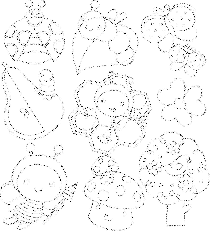 disegni da colorare e ritagliare bambini
