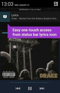 lyrics software free download for android