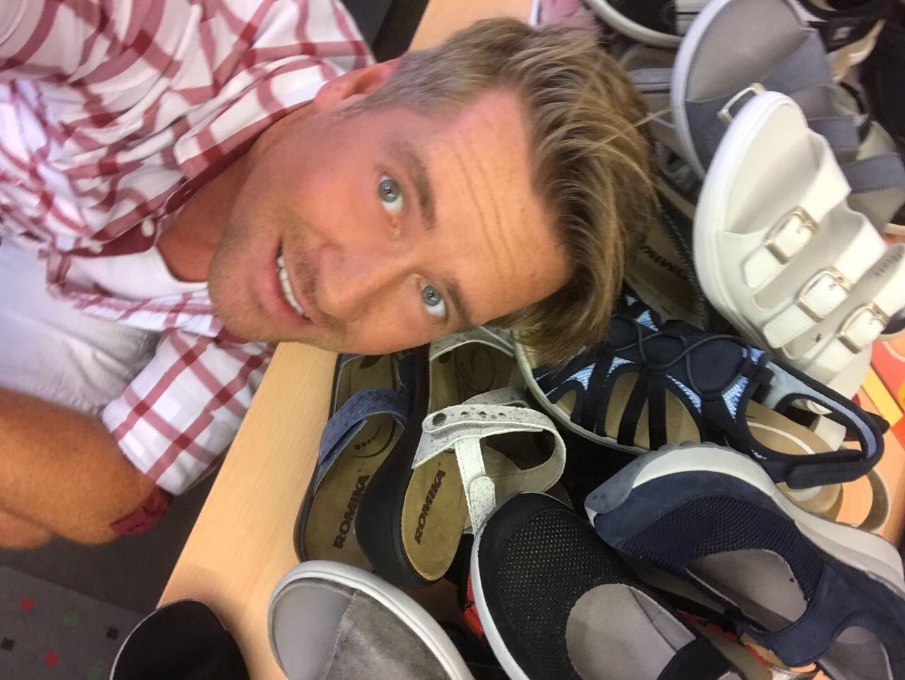 Pin von schuhplus Schuhe in Übergrößen auf Order FS 2018