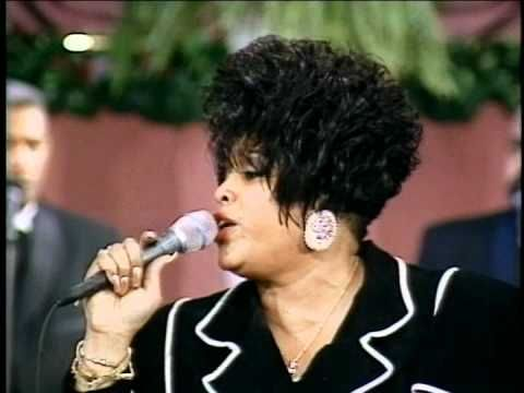 """Safe In His Arms  - Vickie Winans,""""Live In Detriot II"""""""