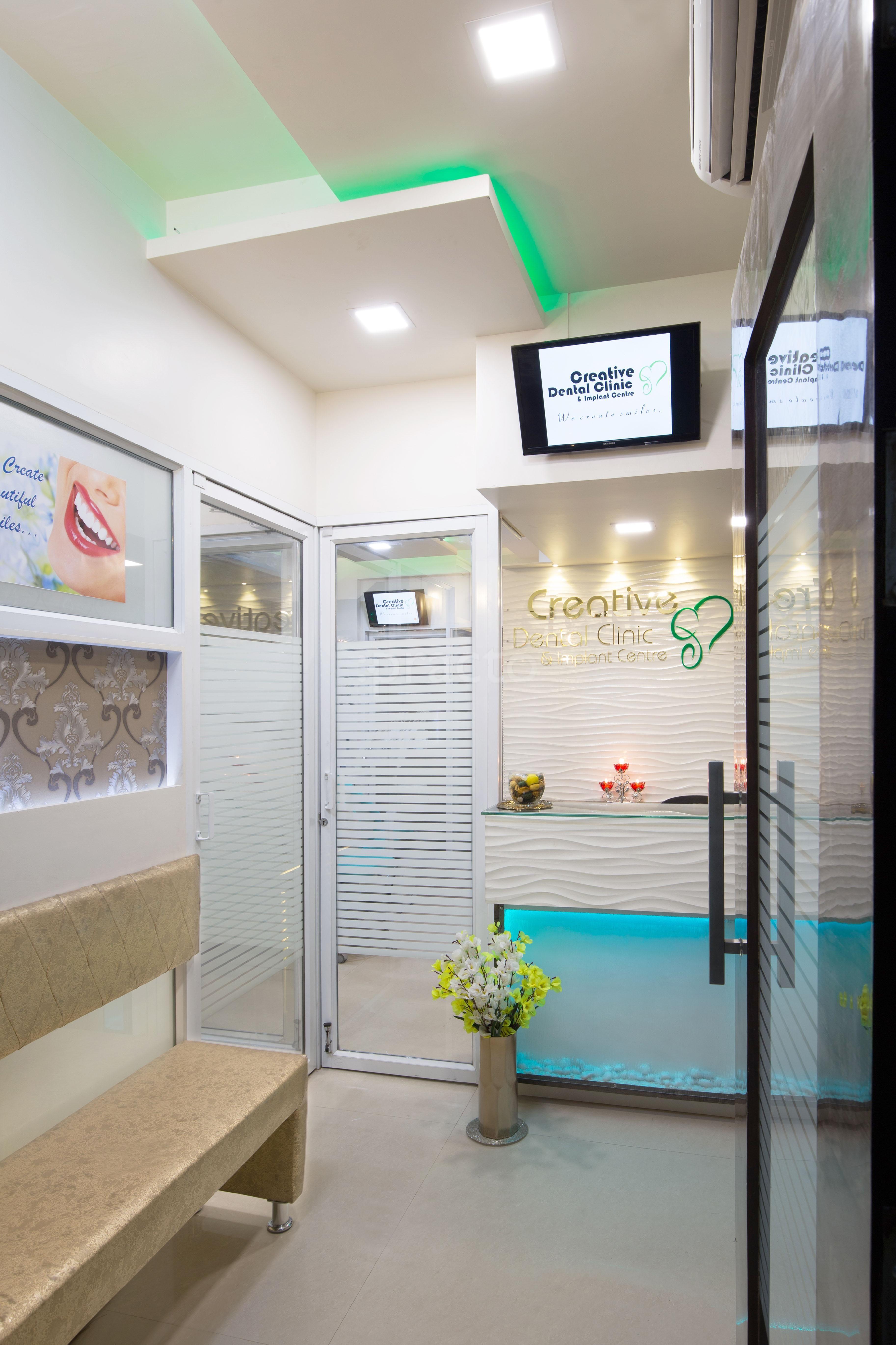 Dentist In Magarpatta Hadapsar Creative Dental Clinic Pune