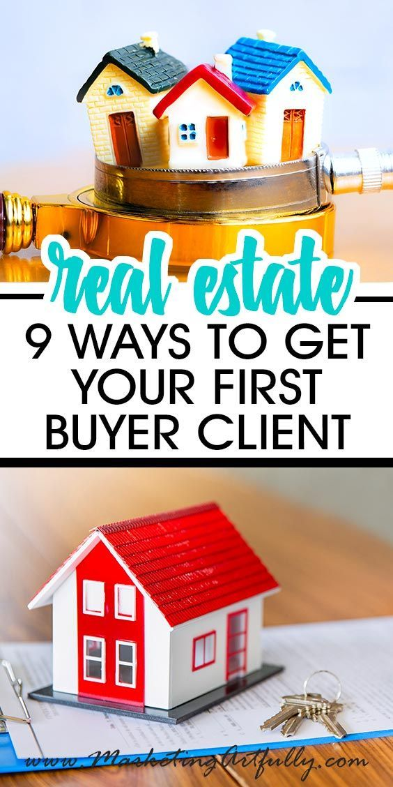If you are a brand new real estate agent looking for clients, finding buyer clients is 10X easier than finding your first listing client! In fact, using just a few of the creative tips and ideas from this post, you could have more buyers in the car than you ever thought possible.   #realestate #marketing