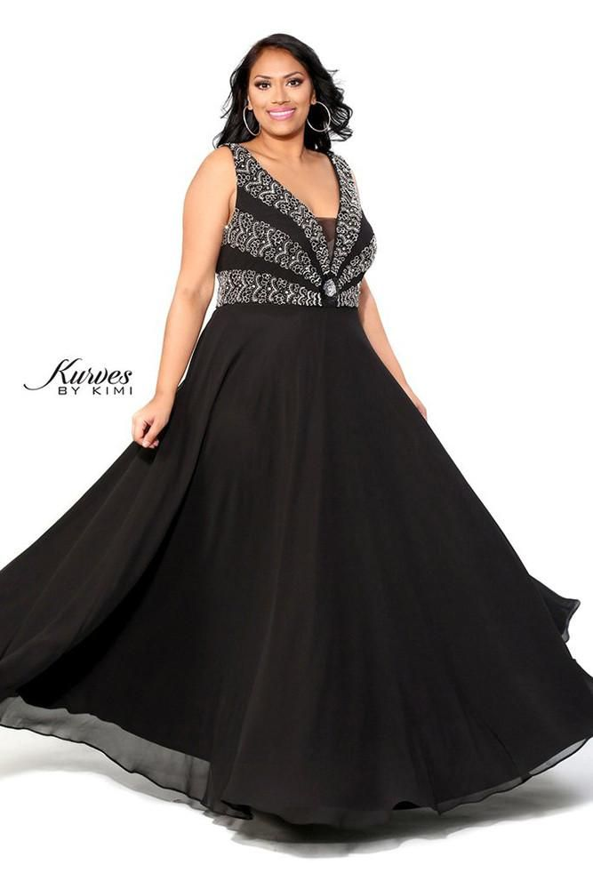 20 Hottest Prom Dresses 2017 18 For Plus Size Curvy Figures