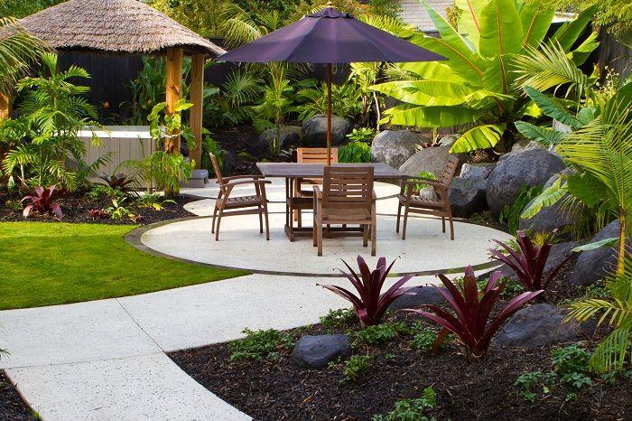Click To Close Tropical Garden Design Tropical Landscaping Tropical Garden