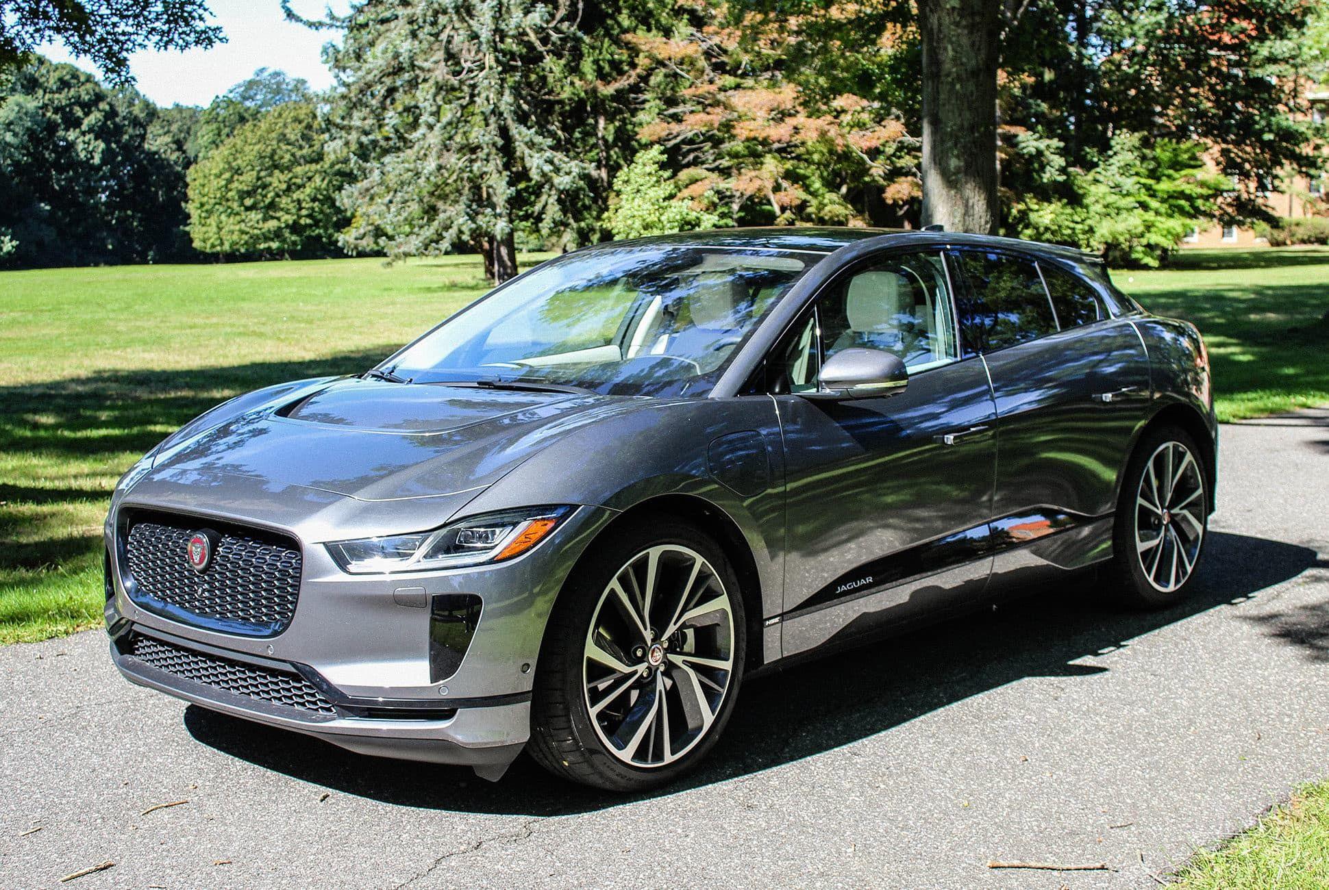 Jaguar I Pace Review Is It Better Than A Tesla Model X