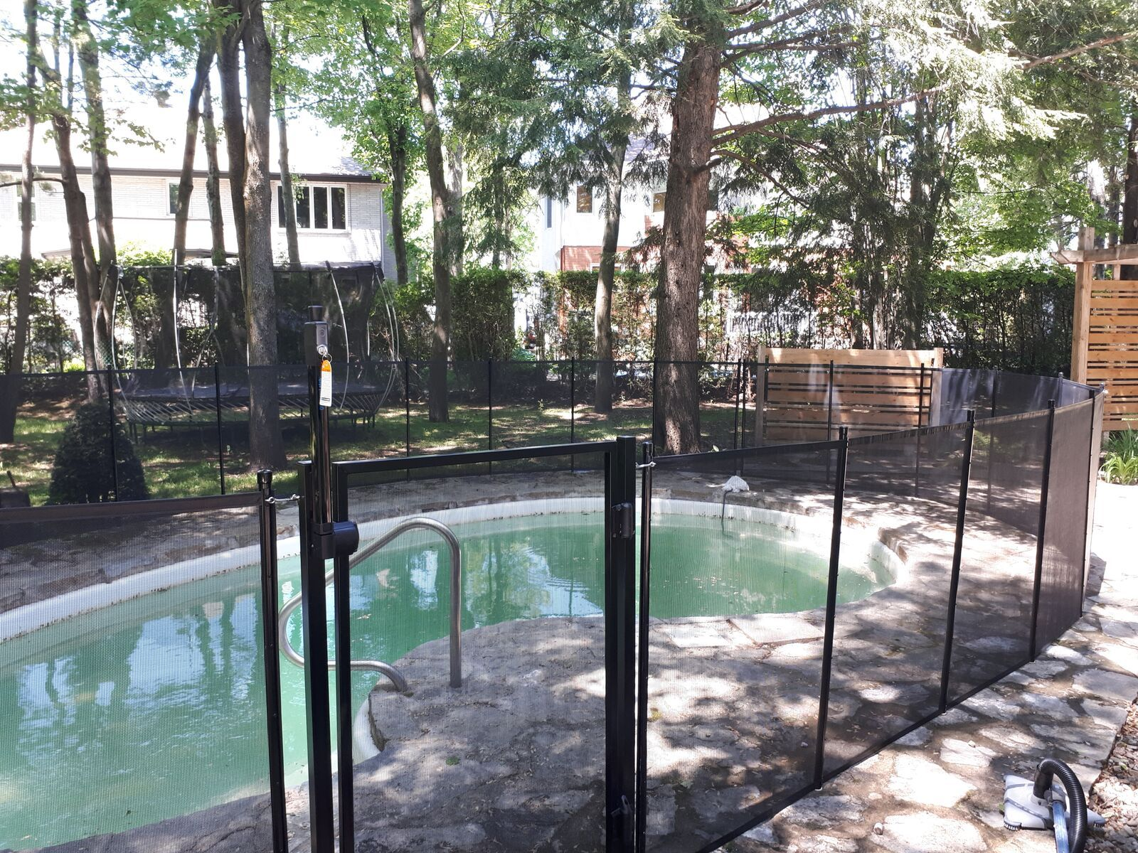 Pool Fencing For Preventing Drowning Pool Enclosures The Fence