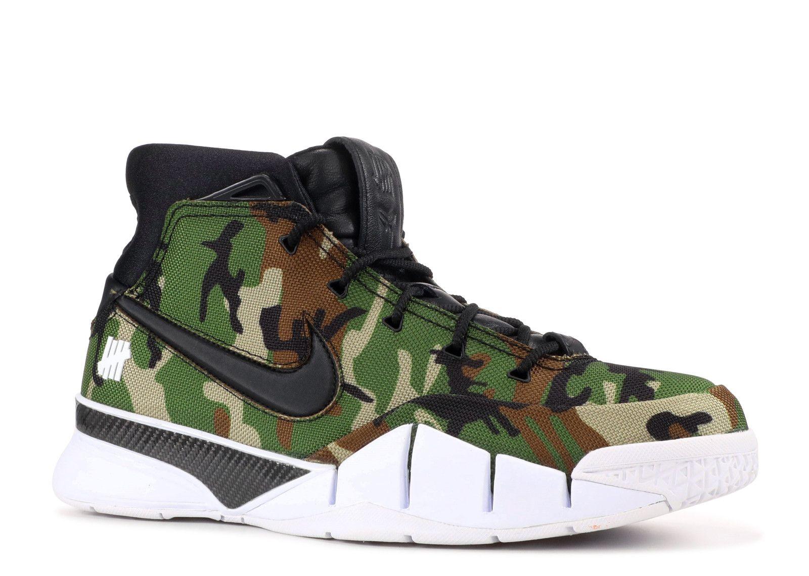 "Kobe 1 Protro ""Undefeated"" Sneakers nike, Air jordan"